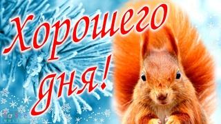 Хорошего Дня и Отличного Настроения! Очень красивое Пожелание Удачного Дня! Открытка Хорошего Дня