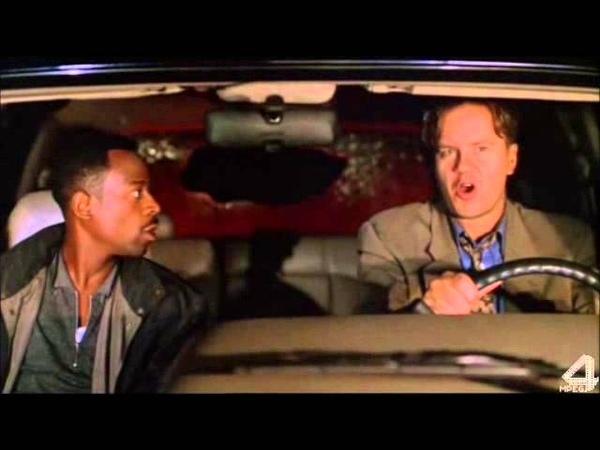 Нечего терять, 1997. Эпизод Танец с огнем, Тим Роббинс, Мартин Лоуренс