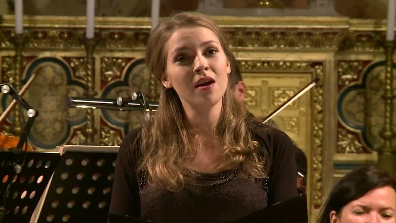 Patricia Janeckova - Mozart Laudate Dominum