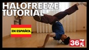 Tutorial Halo freeze Hong10 Break dance