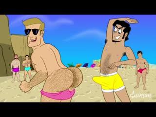 Animan dd5 beach dudes