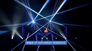 Adaro Solo at Saturday Sessions