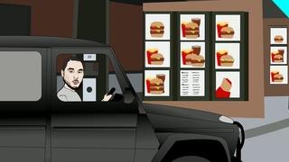 Скриптонит в Мак Авто анимация, пародия
