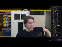 Jerma cries to screaming and farting (Entire bit)