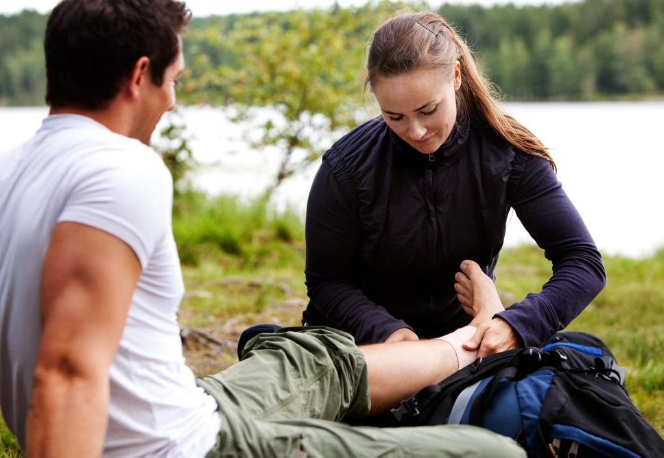 Судороги ног могут быть вызваны физической нагрузкой.