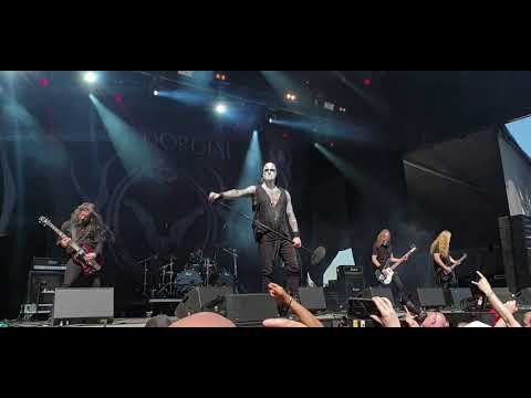 Primordial - To Hell Or The Hangman (Live Gefle Metal Festival 2019-07-20)