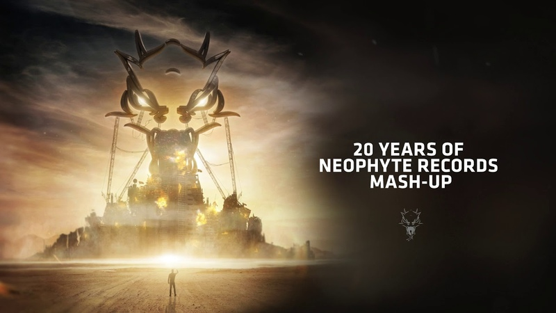 Various Artists - 20 Years Of Neophyte Records Mash Up