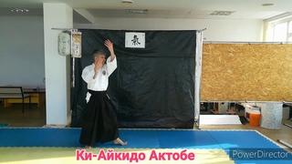 «Ки-Айкидо с тенью». 7 кю