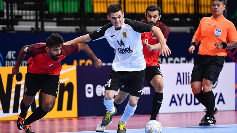 Highlights M18 - Al Rayyan SC(QAT) vs AGMK FC(UZB)
