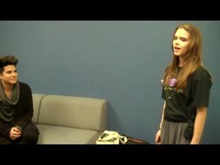 2012-02-13 - FUSE TV - Top 100 Sexy Beats - Noelle Dadon sings