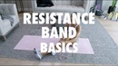 Resistance Band Set Up Tutorial and Tips with Alexia Clark