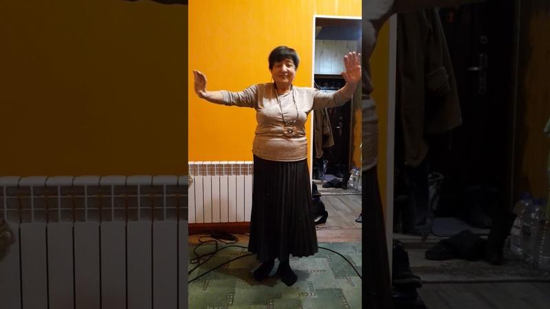 Мэгги - Хорезмский танец Лязги Lazgi