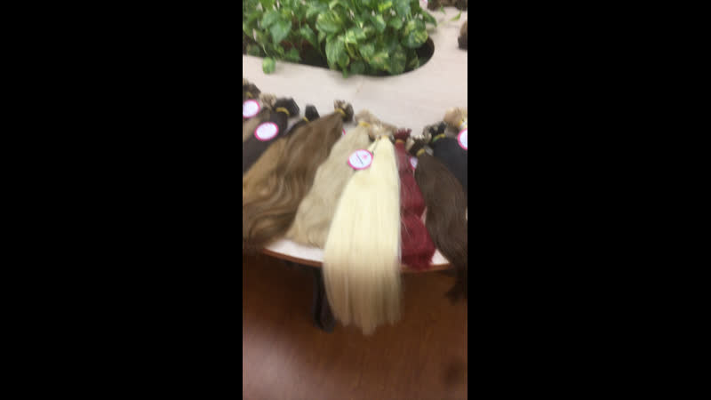 Tape hait extensions
