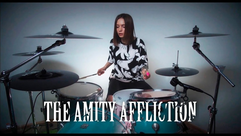 The Amity Affliction Open Letter Drum Cover