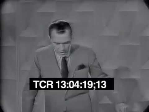 Copes y Nieves 1962. Ed Sullivan Show