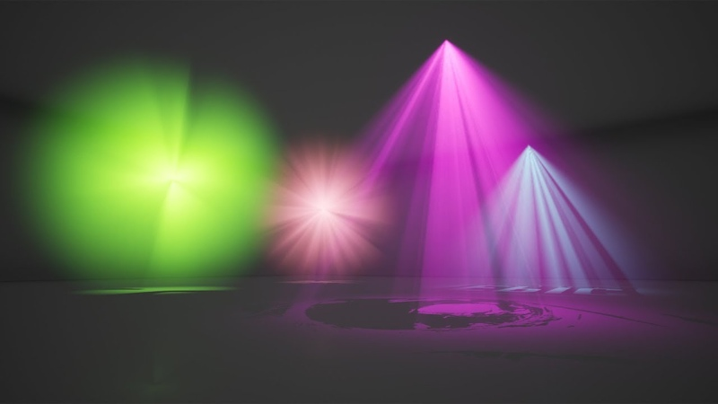 Preview | Volumetric Light Function