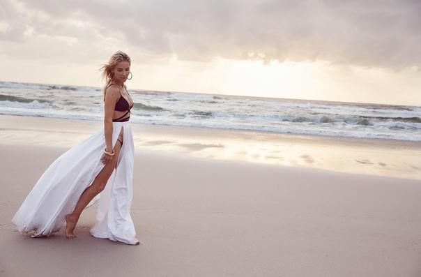 Эльза Патаки для Gritty Pretty Австралия, 2020
