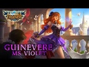 GamePlay Hero GUINEVERE - Mobile Legends (MLBB) By Nopiani Candra