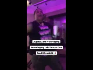 Fat Nick - New Song Snippet (feat. Famous Dex)