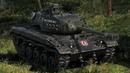 WoTBlitz: leKpz M 41 90 mm - Танк для статиста
