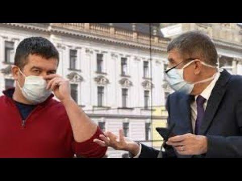 MaP 350 Hamáčkovy čínské respirátory jsou proti viru nefunkční Zdravotníci pozor byly Vám rozdány