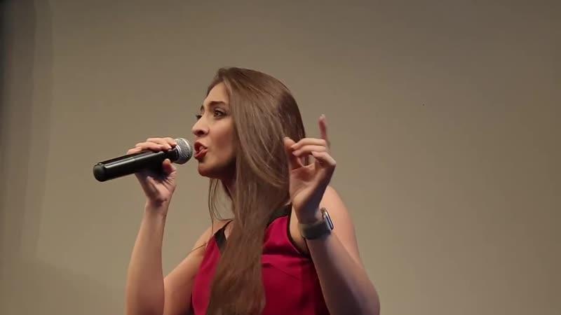 Дарья Бурлюкало Кристаллы льда Ария Аскольды мюзикл Хрустальное сердце автор видео Fatina dei fiori