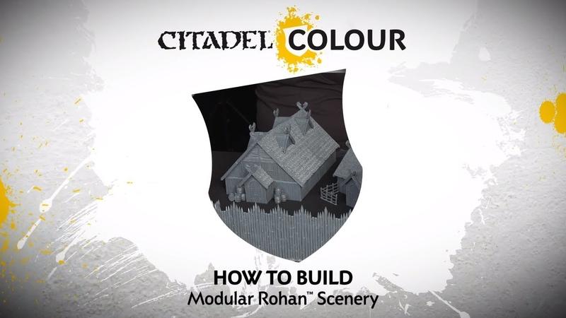 How to Build: Modular Rohan™ Scenery