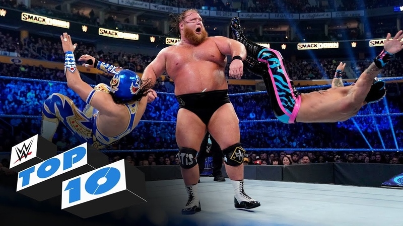Top 10 Friday Night SmackDown moments WWE Top 10 Mar 6 2020
