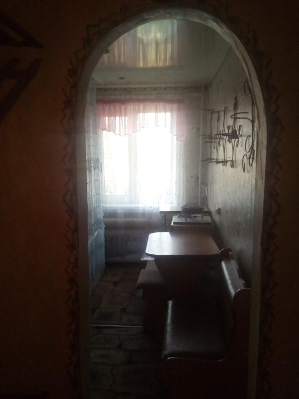 Продам квартиру 1-комнатная.