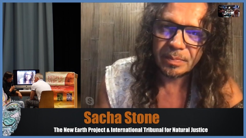 Sacha Stone - The New Earth Project - International Tribunal for Natural Justice [Deutsch]