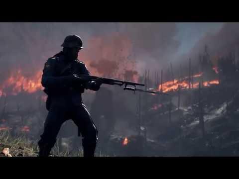 Sabaton - The Great War [Battlefield 1 Cinematic]