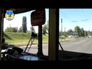 Черкасский троллейбус- ЗиУ-683Б №2012 покрасили 11.09.2015