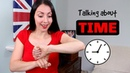 Tell The Time In English | Dates in English