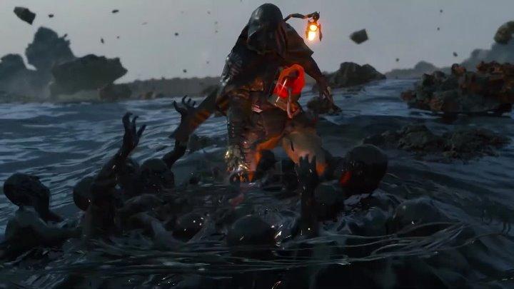 Совершенно новые впечатления - Sony рекламирует Death Stranding, а Хидео Кодзима перевоплотился в главного героя