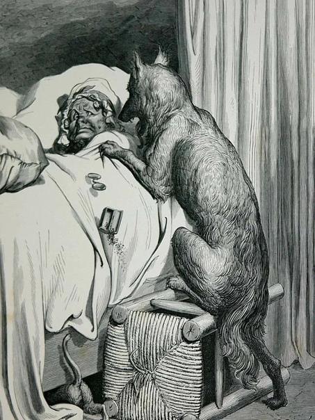 Страшно, аж жуть! Иллюстрации Гюстава Доре к сказкам Шарля Перро Многие критики обвиняли Доре в отсутствии классического художественного образования, но ему было плевать на критику и