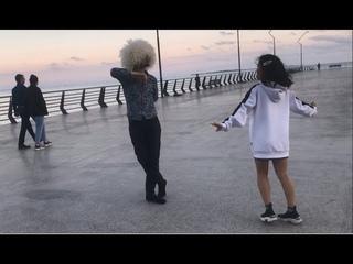Чеченская Лезгинка Новая Ловзар В Баку 2019 Девушка Кристально Танцует ALISHKA NELYA ELXAN SHAHIN