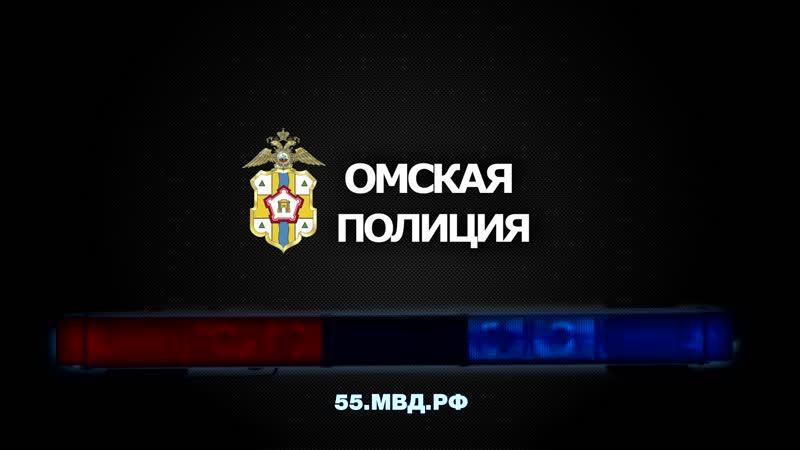 Угон посредством столкновения в САО г. Омска