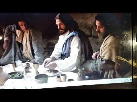 Иисус открывает тайну о причастии