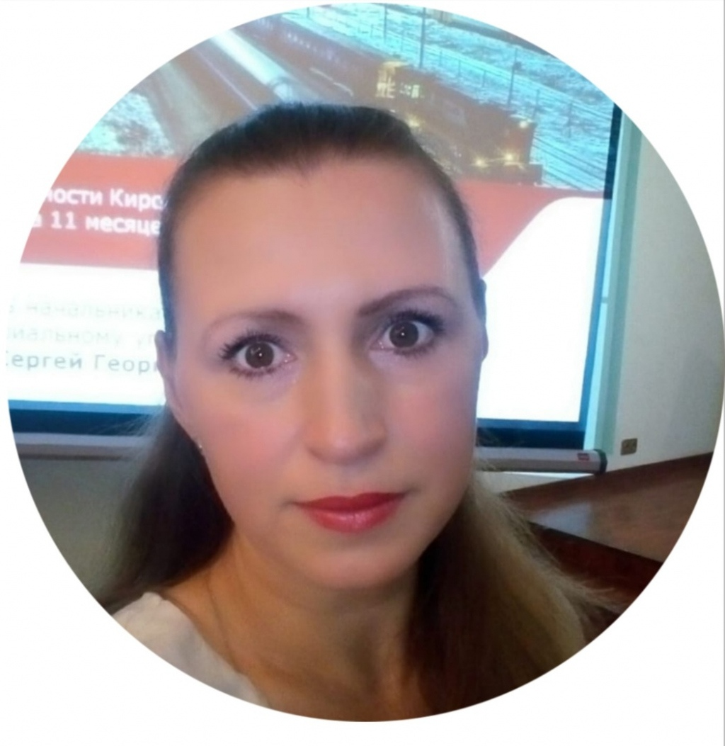 Наталья Буторина