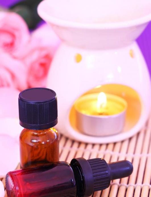 Обученный практик аюрведы может рекомендовать ароматерапию как часть лечения.