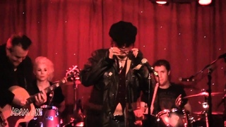 Adam Ant - Hound Dog - Live @ Madame Jojos - January 17 2011
