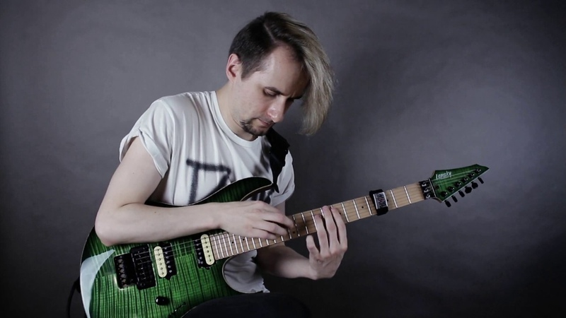 Daniele Gottardo Ultimate tapping Beginner solo Cover
