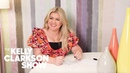 Kelly Surprises Staffer With Heartfelt Thank You Letter Ambush Thank You Digital Exclusive