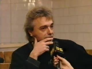 К.Кинчев в программе ''15 лет группе Алиса'' (ТВ СПб_1998)
