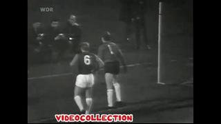 1965/66  Borussia Dortmund - West Ham United  3-1  (Cup Winners' Cup 1/2 fin)