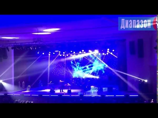 Александр Серов Концерт в Актобе Казахстан