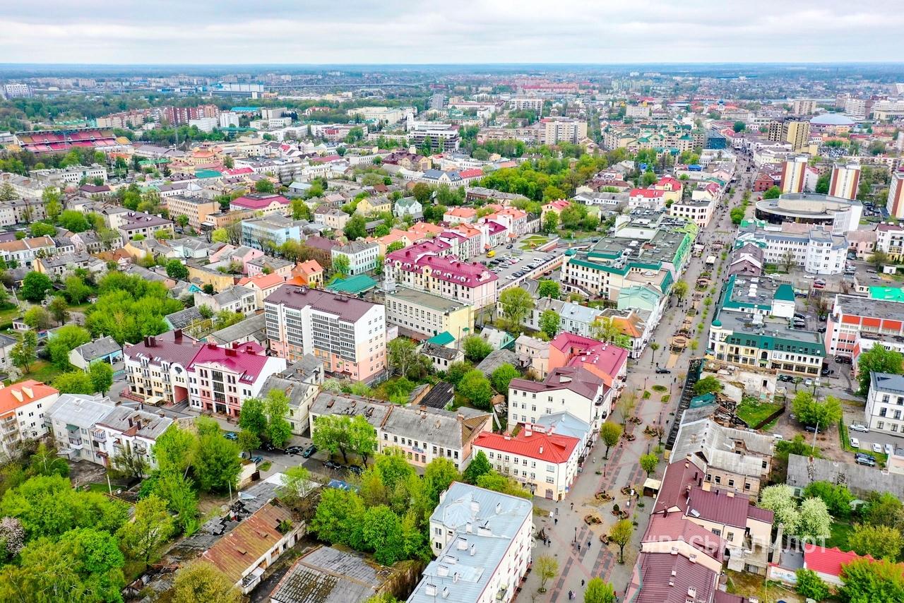 Брестским облисполкомом установлен индекс роста стоимости строительства жилья