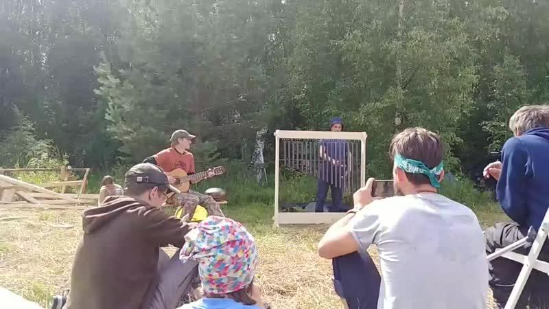 Тайбола -каргопольские музыканты