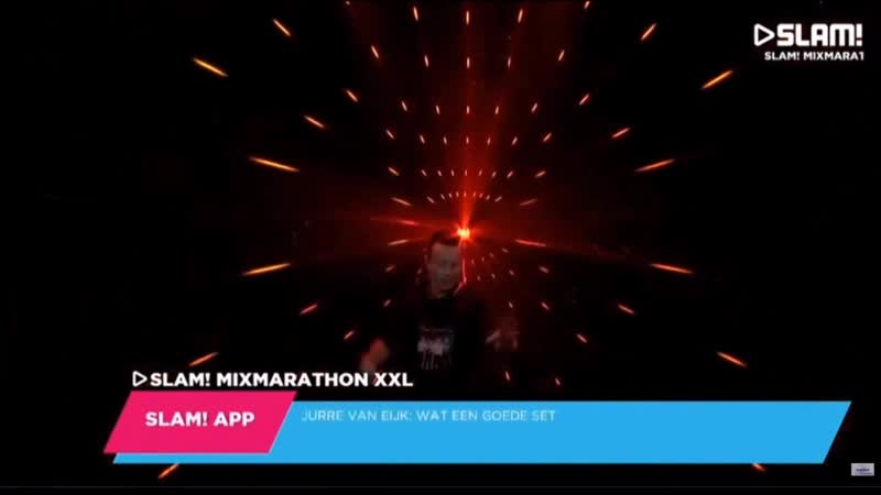 Paul Arcane Max Meyer - Hypnotized @ Sander van Doorn - SLAM! Mix Marathon XXL (ADE 2019, Netherlands)