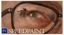 Photoshop speedpaint I Breaking Bad study painting